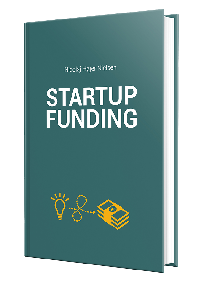 Cover of Startup Funding Book
